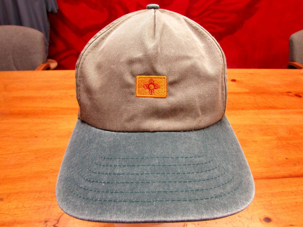Dad hat with New Mexico Flag Icon