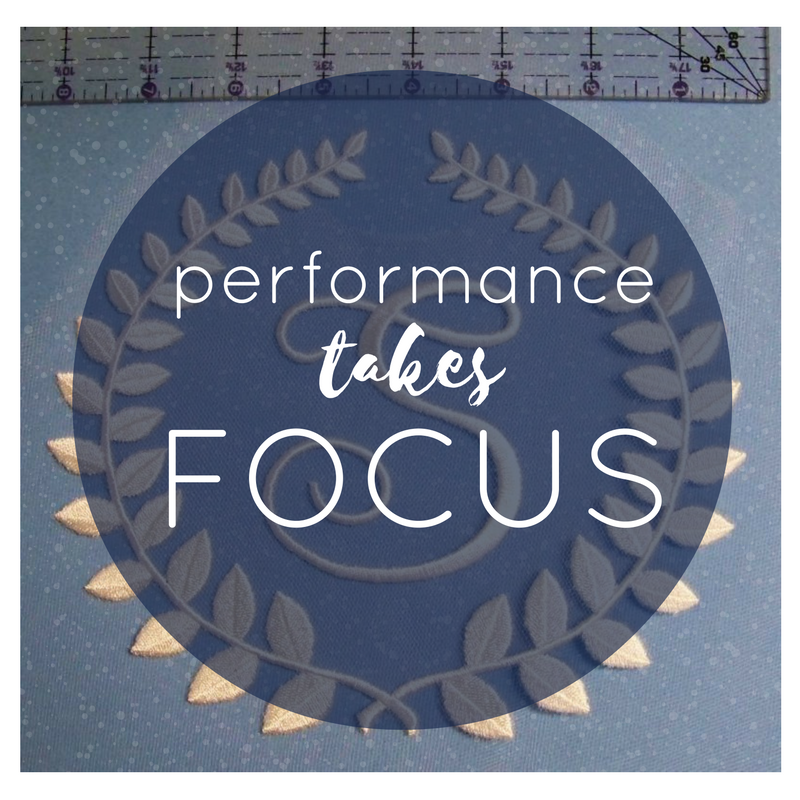 Performance takes FOCUS